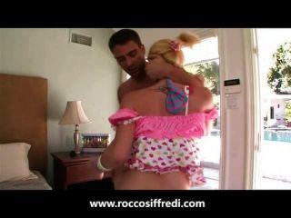 Rocco And Dana Dearmond In A Threesome