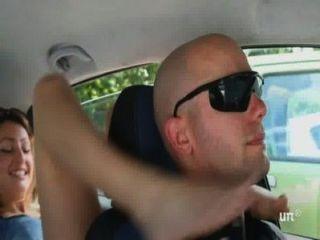 Unp001- Brat Car- Italian Girl Foot Smothering Man- Free