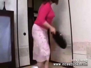 Japanese Mom In Bathroom Fucked By Son Cock - Incesttubez.com