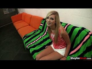 Hot Skinny Blonde Gets Dick In Her Ass Chloe Dixie 2 1