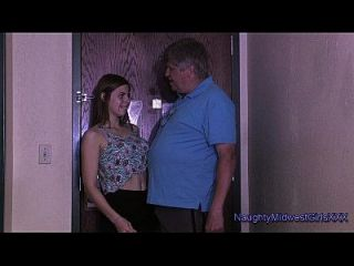 Chelcee - Barely 18 First Porn