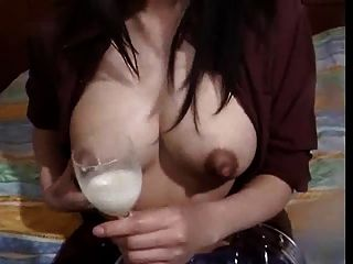 Solo Lactation With Great Dripping Nipples By Spyro1958