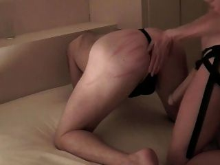 Strap On Ass Fuck Humiliation