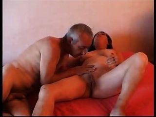 French Amateur Mature Couple Fuck