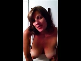 Dirty Talking Milf Self-shot Masturbation Compilation