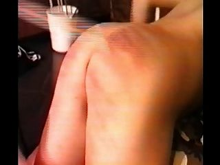 Woman Caned And Then Fucked With A Strap On