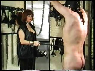 A Mistress Presents Her Slave