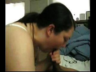 She Sucks His Little Dick
