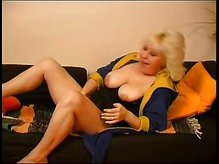 Sex Hungry Russian Mature