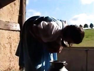 German Milk Maid Porn