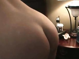 Amateur Strapon Sex While In Chastity