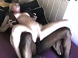 Fit White Woman Bbc Creampie