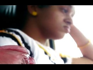 Girl Flashing Bf Cock In Car
