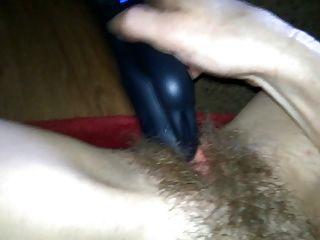 Hairy Milf Wife Play
