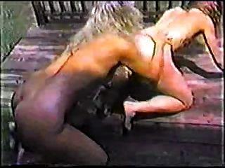Dirty Talking Hotwife Fist Outside