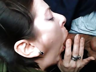 Chick Sucking Strangers Dick In The Car