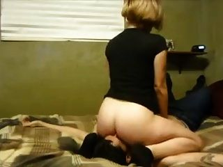 F55 Soft Womans Bumm Tribbing Mans Face