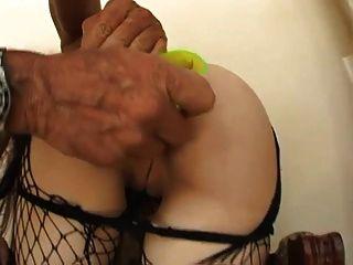 Sasha G Obedient Whore Loves Anal Sex