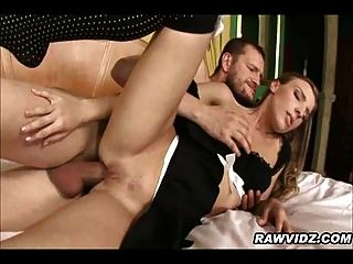 Anal With Cock Sucking Maid