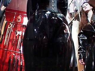 Rubber Dressing And Sex