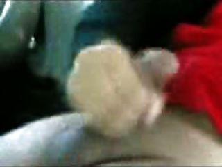 Arab Gangbang 2 - Hijab Girl Blowjobs In Car
