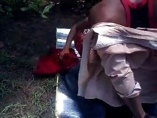 Desi Lovers Playing Sex In Park