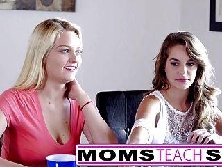 Step Mom Brandi Love Fucks Teen Not Daughter And Friends