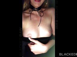 Blackedraw 12 Inch Bbc Makes White Girl Scream In Hotel