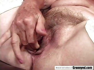 Granny Norma Got Her Pussy Fucked Hard