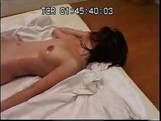 Japanese Milf Oil Massage