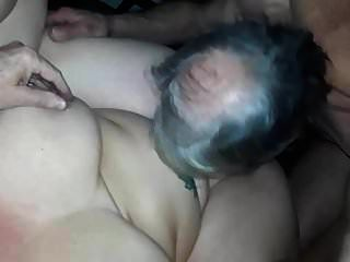 The Old Man Stranger Completely Surprised Hot Wife! Fucked!