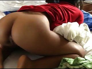Indonesian Maid Ass Gets Fucked By White Guy