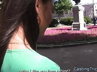 Casting Beauty Screwed By Her Agent