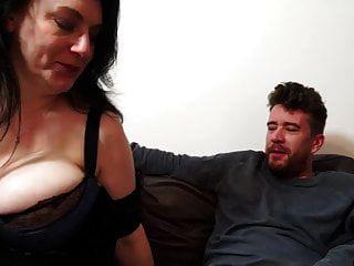 Busty Natural Mature Mom Gets Hard Sex