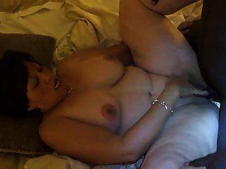 Amateur Cuckold - Bbc Breeding Wife - Hubby Films
